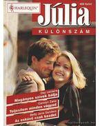 Magányos szívek bálja - Teljesítem minden vágyad - Az esküvő csak kezdet 1999/1. Júlia különszám - Zane, Carolyn, Leclaire, Day, Sanders, Betty Jane
