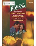 Útlevél a boldogságba - Nyomasztó álmok - Üvegcipő nélkül 2003/2. (Romana különszám) - Jordan, Penny, Whittenburg, Karen Toller, Suzanne Brockmann