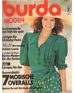Burda Moden 1989/7 - Susanne Reinl (szerk.), Ingrid Küderle (szerk.)