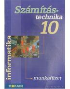 Számítástechnika 10 - Rozgonyi-Borus Ferenc