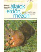 Állatok erdőn, mezőn - Bécsy László