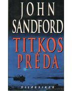 Titkos préda - John Sandford