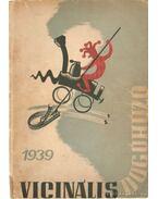 Vicinális dugóhúzó 1939 - Ordódy János