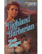 Highland Barbarian - Langan, Ruth
