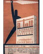 A toll 7. szám (1929. junius 2.) - Zsolt Béla