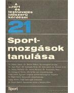 Sportmozgások tanulása - Nádori László dr.