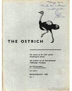 The Ostrich Vol. XXXVII. No.1. 1966 (A strucc 37. évf. 1. szám 1966) - Broekhuysen, G. J. (szerk.)