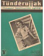 Tündérujjak 1936. augusztus 8. ( 136.) szám - W. Bartha Emma (szerk.)
