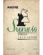 Magyar Sakkvilág 1950. február II. szám - Tóth László