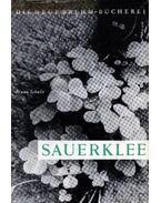 Sauerklee - Schulz, Bruno