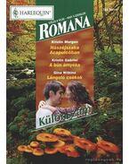 Nászéjszaka Acapulcóban - A bűn árnyéka - Lángoló csókok 2002/5. - Wilkins, Gina, Morgan, Kristin, Kristin Gabriel