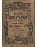 Elektra - Sophoklés