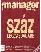 A száz leggazdagabb 2004. - Kertész György