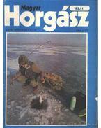 Magyar Horgász 1982. XXVI. évfolyam (teljes) - Péter Robert