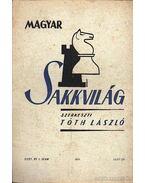 Magyar Sakkvilág 1950. január I. szám - Tóth László