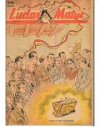 Ludas Matyi 1948. IV. évfolyam (teljes) - Gádor Béla