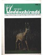 Békés megyei Vadászhíradó 1988 I - Lovász Sándor