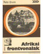 Afrikai frontvonalak - Réti Ervin