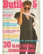 Butik 1991. május - Moldován Katalin