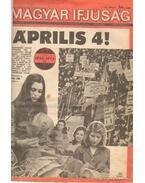 Magyar ifjúság 1974, XVIII. évfolyam április 5-június 28. (14-26. szám) - Szabó János
