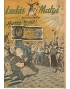 Ludas Matyi 1946. II. évfolyam (töredék) és 1947. III. évfolyam (teljes) - Gál György
