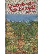 Ach Europa! - Enzensberger, Hans Magnus