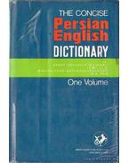 The concise Persian - English dictionary - Aryanpur-Ksahani, Abbas, Aryanpur-Ksahani, Manoochehr