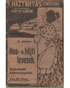 Hus- és bőjti levesek (mini) - Kürthy Emilné (szerk.)
