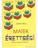 Matek érettségi - Simon Béla