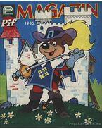 Pif magazin 1985. (Pajtás) - Somos Ágnes