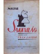Magyar Sakkvilág 1950. október X. szám - Tóth László