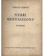 Nyári menyasszony - Somlay Károly