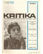 Kritika 75/10 - Pándi Pál