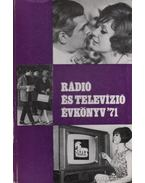 Rádió és televízió évkönyv 1971 - Lévai Béla