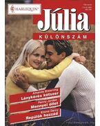 Júlia különszám 6. kötet - Jordan, Penny, Darcy, Emma, Browning, Amanda