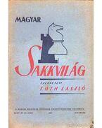 Magyar Sakkvilág 1950. november XI. szám - Tóth László