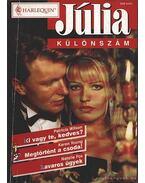 Ki vagy te, kedves? - Megtörtént a csoda - Zavaros ügyek - 1999/6. Júlia különszám - Wilson, Patricia, Fox, Nataline, Young, Karen