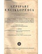 Gépipari Enciklopédia harmadik rész - Csudakov, J. A.