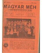 Magyar Méh 1938. LIX. évfolyam (töredék) - Kamenitzky Sándor (szerk.)