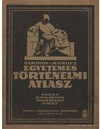 Egyetemes történelmi atlasz - Barthos-Kurucz