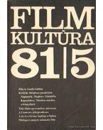 Filmkultúra 81/5 - Kőháti Zsolt
