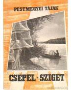 Csepel-sziget - Szombathy Viktor