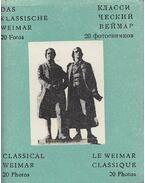 Das klassische Weimar / Классический Веймар / Classical Weimar / Le Weimar classique - Kiese, Herbert