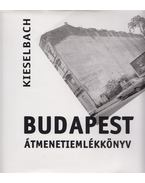 Átmenetiemlékkönyv - Kieselbach Tamás