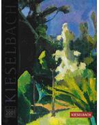 Kieselbach Őszi képaukció 2001 Október 12. - Kieselbach Tamás, Máthé Ferenc