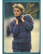 Olasz kötött modellek '88 - Kígyós Erzsébet
