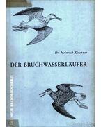 Der Bruchwasserlaufer (A réti cankó)-1963 - Kirchner, Heinrich dr.