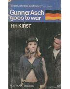 Gunner Asch goes to war - Kirst, Hans Hellmut