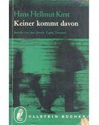 Keiner kommt davon - Kirst, Hans Hellmut