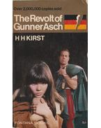 The Revolt of Gunner Asch - Kirst, Hans Hellmut